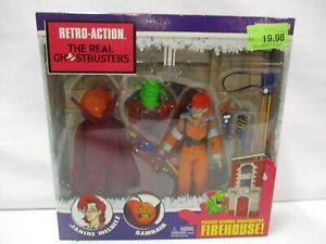 2011 Retro-Action The Real Ghostbusters Janine Melnitz and Samhain Lot 1