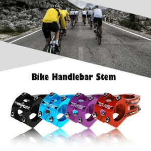 28.6*31.8mm MTB Mountain Road Bike Bicycle Cycling Alloy Handlebar Stem L4F1