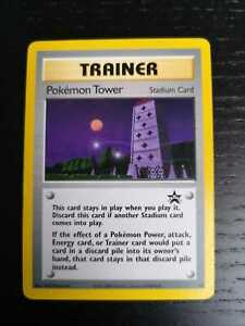 Pokemon-Wizards-Black-Star-Promo-Pokemon-Tower-42-Promo-NM-Mint-condition