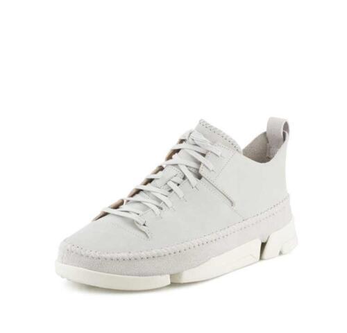 10 9 Flex Wallabees White Trigenic Originals Uk Us Mens Clarks Leather BFCfqf