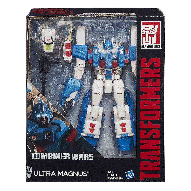Transformers ULTRA MAGNUS 25cm Generations Combiner Wars by Hasbro B2443