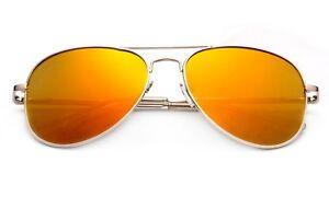 Top-Gun-Classic-Metal-Frame-Reflective-Flash-Mirror-Lens-Aviator-Sunglasses