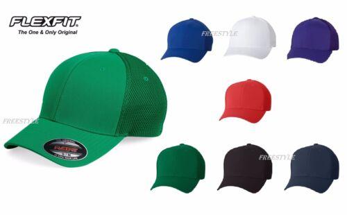 NEW Flexfit 6533 Ultrafiber Mesh Adult Ultrafibre and Airmesh Cap S//M L//XL SALE