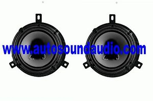 Image Is Loading 2000 09 2010 Dodge Durango Replacement Speakers For