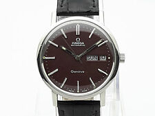Vintage Omega Geneve Automatic Cal. 1022 Swiss Ref 166.0209 Day Date Men's Watch