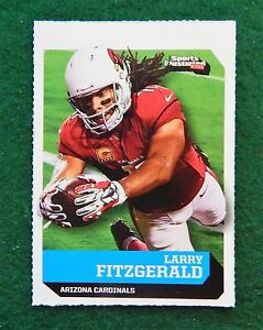 998efea3 Larry Fitzgerald Arizona Cardinals 2016 Sports Illustrated for Kids ...