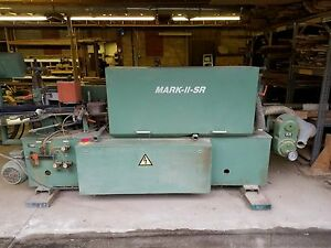 Details about Edgebander- Woodworking Machinery, used, 3 phase electric