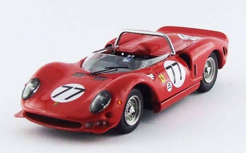 BEST MODEL BES9583    Ferrari 365 P2 N°77 Daytona 1965 Surtess  1/43 | Vente Chaude  e77ff4