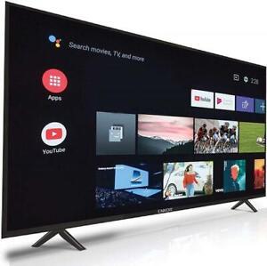 Enkor Smart TV 43 pollici Full HD Televisore LED Android TV Wifi LAN EK43FHDDTV