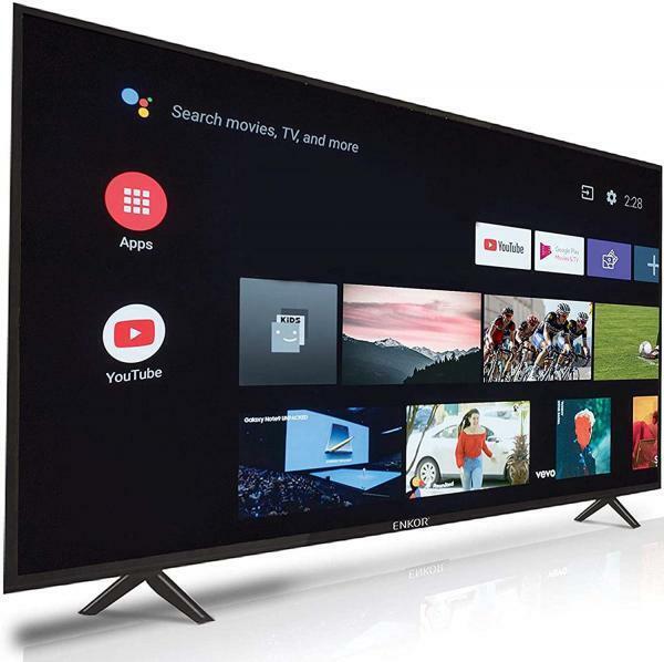 Dove acquistare ENKOR EK43FHDDTV 43″ LED 4K Android (Smart TV)