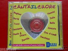 donna moderna canta il cuore n.2 paola & chiara gianna nannini marcella bella CD