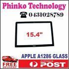 "NEW OEM APPLE MacBook Pro A1286 Unibody LCD Glass 15.4"""