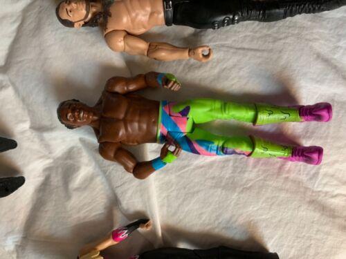 Basic,Elite, and Battle Pack WWE Loose Figures