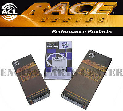 ACL Race Bearings ROD /& MAIN /& THRUST B18 B16 B20 4B1946H 5M1959H Integra LS CRV
