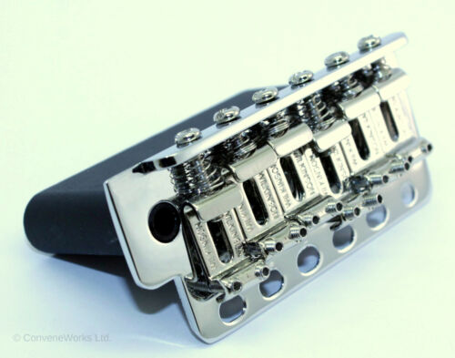 UK SELLER /& STOCK Steel block version Wilkinson® WV6 SB Vibrato Bridge Kit