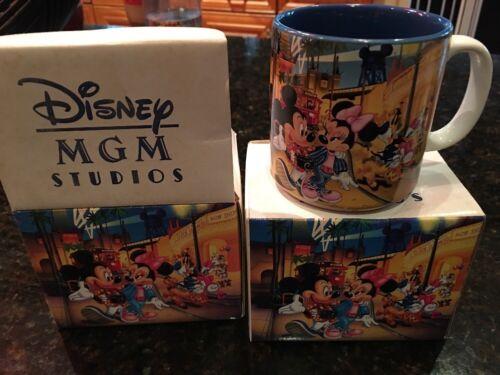 10 oz Disney MGM Studio Club Daisy Mug 1987