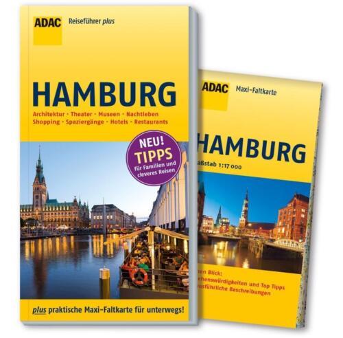 1 von 1 - ADAC Reiseführer plus Hamburg von Gudrun Altrogge (Taschenbuch) WIE NEU