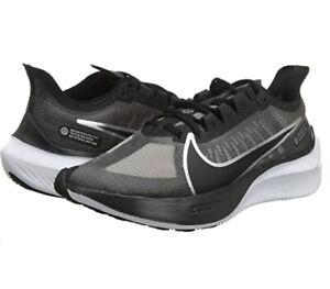Nike Zoom Gravity Lightweight Running Shoes 11.5 Black Metallic