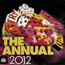 The Annual 2012 (3CD) SEALED Example Adele Wretch 32 Avicii Calvin Harris Katy B