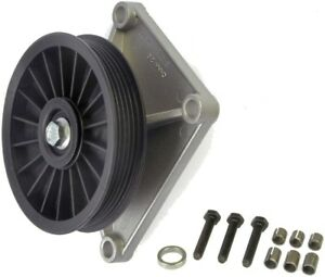 A//C Compressor Bypass Pulley-Air Conditioning Bypass Pulley Boxed Dorman 34175