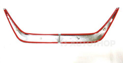 CHROME LINE U TAILGATE ACCENT COVER FOR NEW NISSAN NAVARA NP300 2015 TRUCK V.2