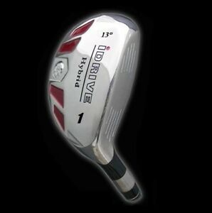 Image Is Loading 1 Driving One Iron Wood Hybrid Long Driver
