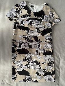 gerry weber damen kleid kleid gr 42 mehrfarbig | ebay
