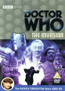 Doctor-Who-The-Invasion-2-Disc-Set-DVD-1968-Region-2