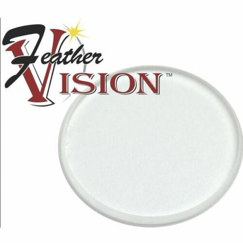 Feather Vision Verde Plus 5x CBE Large Lens Clear