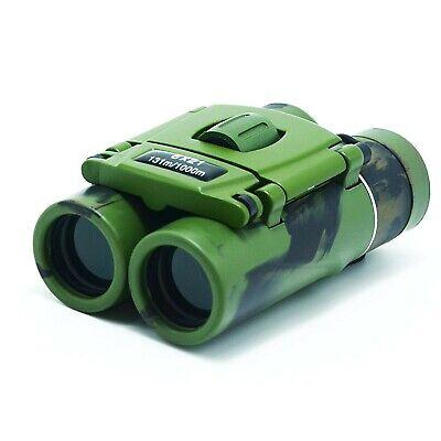 Peque/ños Ligeros compactos el compa/ñero exploradores Roja Ryaco Binoculares para ni/ños 8x21