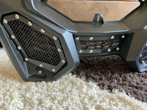 Custom Lower grill for CanAm Maverick X3