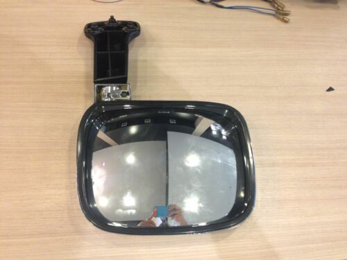 FOR TOYOTA HIACE COMMUTER 2005-2013 CHROME TAIL REAR VIEW MIRROR
