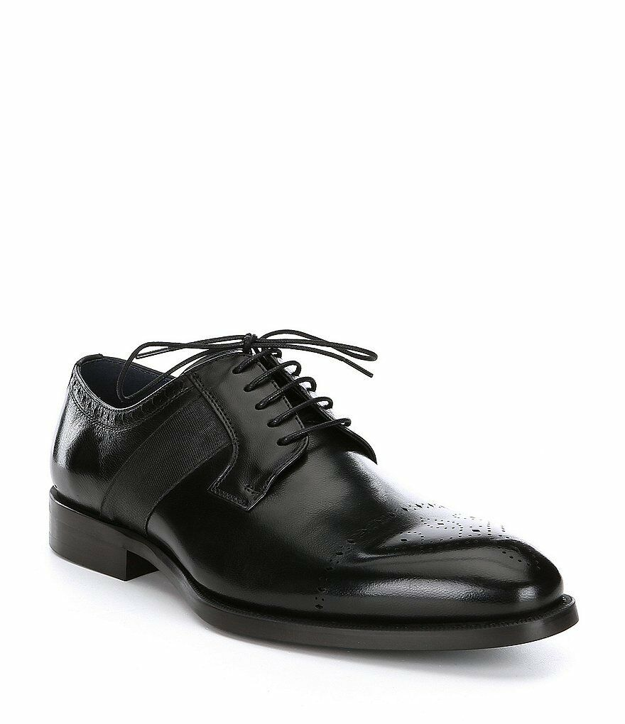 HANDADE UOMINI nero  CHERRY  DERby scarpe  marchi di stilisti economici