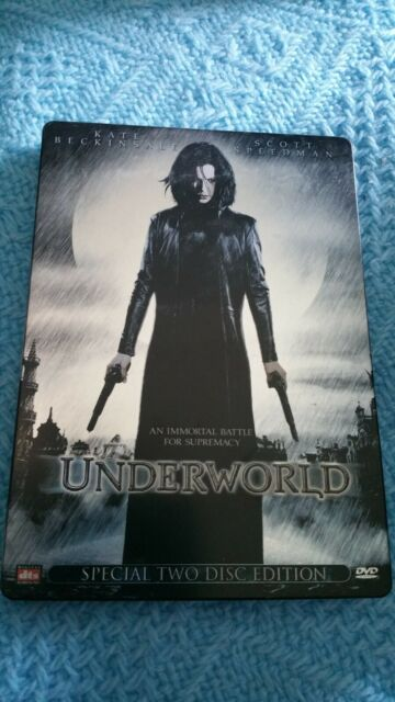Underworld (2003) 2 DVD Steelbook Edizione Olandese Audio Inglese NO ITA