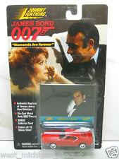 Johnny Lightning James Bond 007 Ford Mustang Fastback NIP Diamonds are Forever