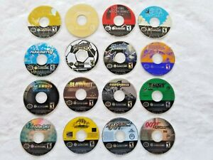 Lot of 16 Nintendo Gamecube Games - Discs Only - Zelda, Mario and More - Bundle