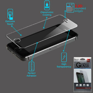 Tempered Glass For Apple iPhone 5 5s 5c SE Premium LCD Screen Protector Guard
