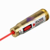 Us Brass Red Dot Laser Boresighter 7.62x39mm Bore Sight .30 Cal