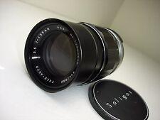 SOLIGOR 135mm F 3.5  lens, PENTAX M42 screw mount Works good SN17202515