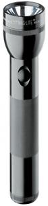 Mag-Lite-S2D016-2D-Cell-Stab-Taschenlampe-25-cm-schwarz-Xenon