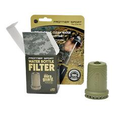 Aquamira Frontier Sport Water Bottle Filter - 100 Gallon Filter With MiraGuard