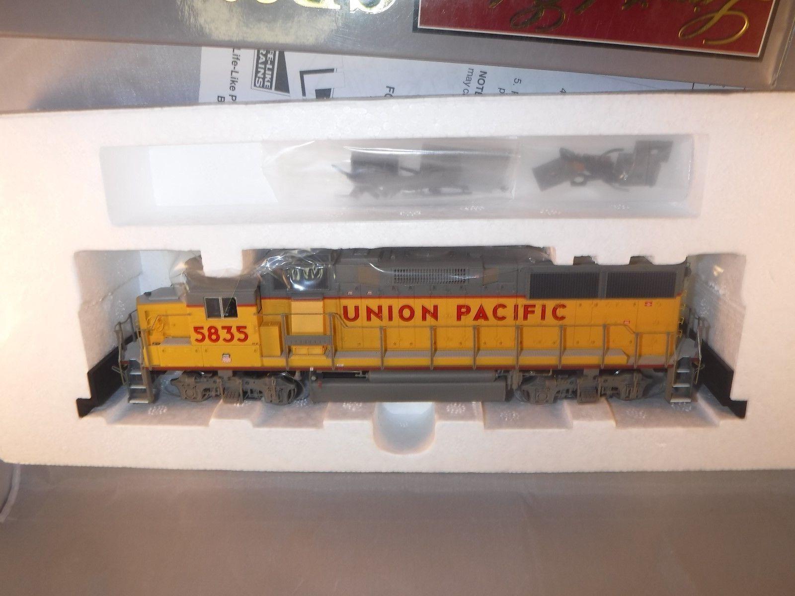 Prödo 2000 P2K HO Union Pacific UP EMD GP60 DCC rödo