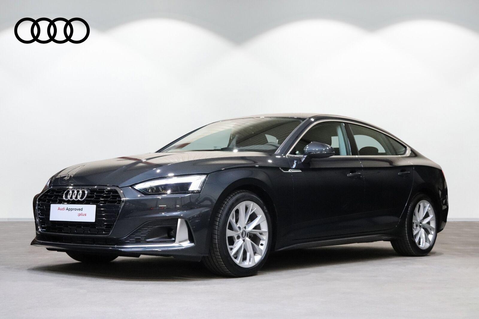 Audi A5 40 TFSi Advanced+ Sportback S-tr. 5d - 479.900 kr.