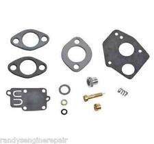 Replace 394989 Briggs & Stratton 10, 11, 16HP carb Carburetor Repair Rebuild kit