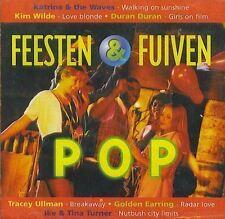 Feesten & Fuiven : Pop (CD)