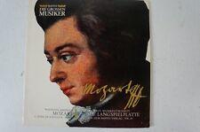 Mozart Klavierkonzert KV 595 Alfred Brendel Volksoper Wien Paul Angerer (LP11)