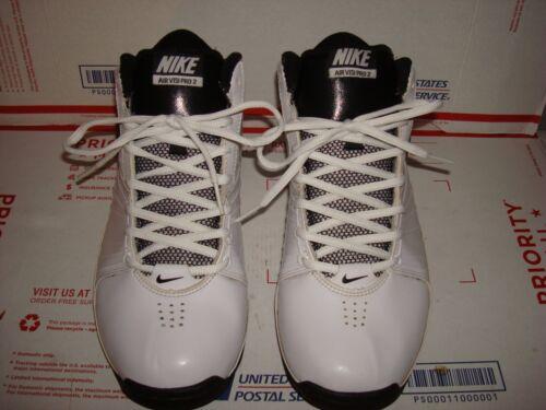 Usado condi 2 8 Air Pro Zapatillas Muy Sz Visi hombre Nike 454093 baloncesto para buen de 101 5 wTxYx61p