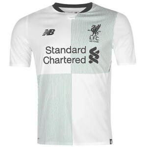 be458bba268 Liverpool Away Shirt Medium Boys 8-9 Years New Balance 100% Official ...