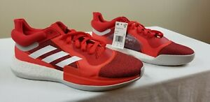 Adidas Marquee Boost Low Active Red
