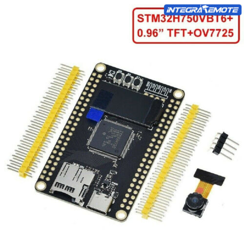 Type-C STM32H7 Core Board STM32H750VBT6 Development Board For Openmv Arduino